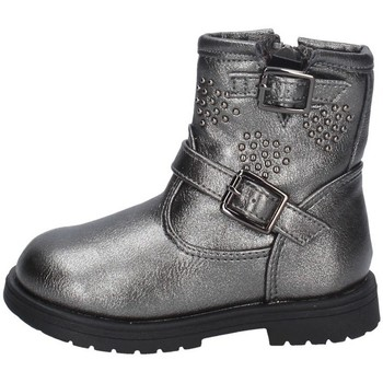 Chaussures Fille Low boots Asso AG-9932 ARGENT