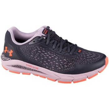 Chaussures Enfant Baskets basses Under Armour GS Hovr Sonic 3 Violet, Graphite
