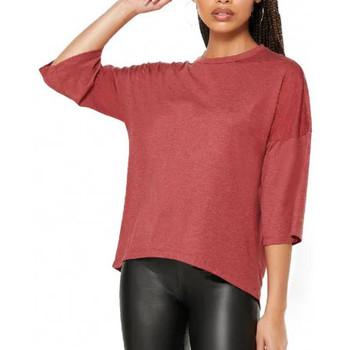 Vêtements Femme T-shirts manches courtes Jacqueline De Yong 15210907 Rouge