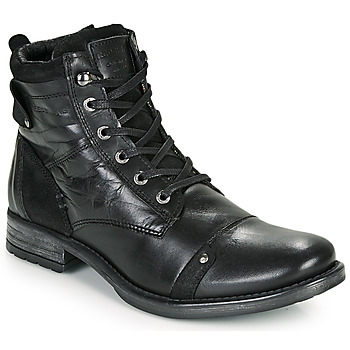 Chaussures Homme Boots Redskins YANI Noir