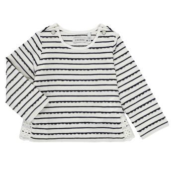 Vêtements Fille T-shirts manches longues Ikks LOLA Multicolore