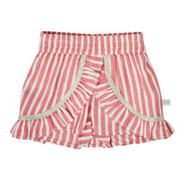 Vêtements Fille Shorts / Bermudas Ikks JULIE Rouge