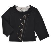 Vêtements Fille adidas power lift 3.1 beige sales chart for girls Ikks SOLINE Noir