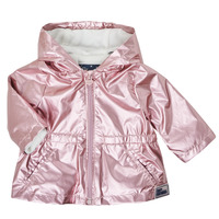 Vêtements Fille Parkas Ikks XS42010-31 Rose