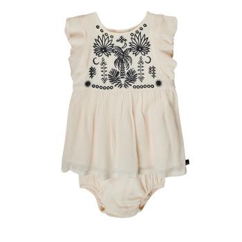 Vêtements Fille Robes courtes Ikks LILLY Blanc