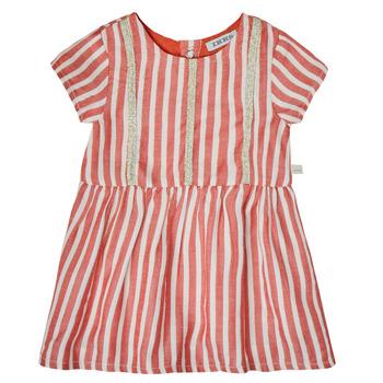 Vêtements Fille Robes courtes Ikks MARIE Rouge