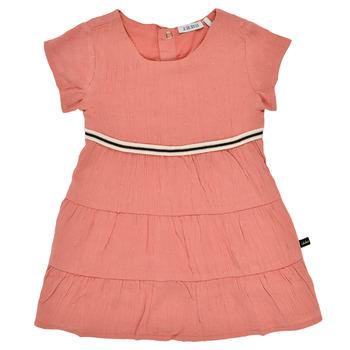 Vêtements Fille Robes courtes Ikks OLLIA Orange