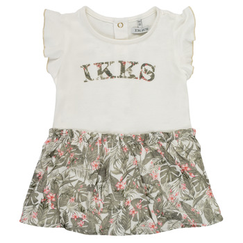 Vêtements Fille Robes courtes Ikks NIKITA Multicolore