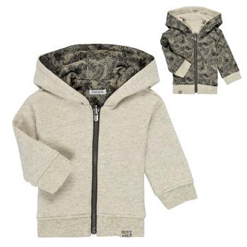 Vêtements Garçon Sweats Ikks TABIA Blanc