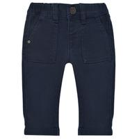 Vêtements Garçon Pantalons 5 poches Ikks EMA Marine