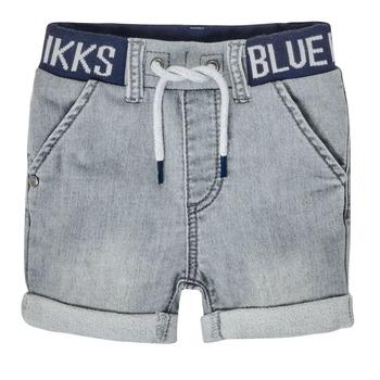 Vêtements Garçon Shorts / Bermudas Ikks SALA Gris