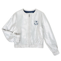 Vêtements Fille Vestes / Blazers Ikks XS17042-18-C Argent