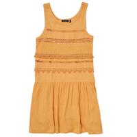 Vêtements Fille Robes courtes Ikks ORANGA Orange