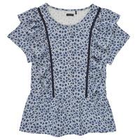 Vêtements Fille Tops / Blouses Ikks THILDAT Bleu