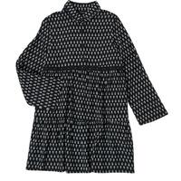 Vêtements Fille Robes courtes Ikks XS30002-02-C Noir