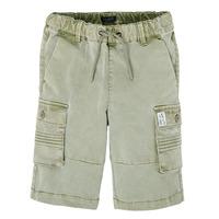 Vêtements Garçon Shorts / Bermudas Ikks TRIUT Kaki