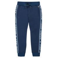 Vêtements Garçon Pantalons de survêtement Ikks ABRAGA Marine