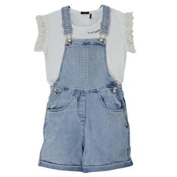 Vêtements Fille Ensembles enfant Ikks THELLIA Multicolore