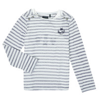 Vêtements Fille T-shirts manches longues Ikks DREZZA Multicolore