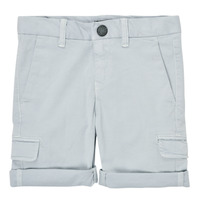 Vêtements Garçon Shorts / Bermudas Ikks CAMMI Bleu