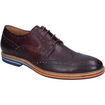 Chaussures Homme Derbies & Richelieu Herman & Sons élégantes Cuir Bordeaux