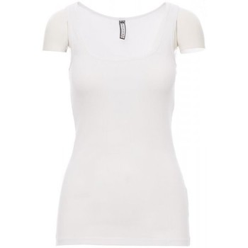 Vêtements Homme T-shirts manches courtes Payper Wear T-shirt Payper Look blanc