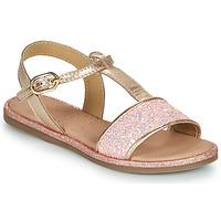 Chaussures Fille Comme Des Garcon Mod'8 PAILLETTA Rose