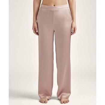 Vêtements Femme Pyjamas / Chemises de nuit Aubade pantalon en soie toi mon amour Sonate