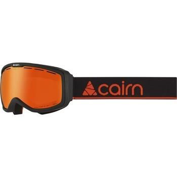 Montres & Bijoux Lunettes de soleil Cairn FUNK OTG Masque de ski - Mat Black Orange BLACK ORANGE