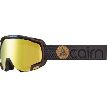 Montres & Bijoux Femme Lunettes de soleil Cairn MERCURY SPX3 Masque de ski - Mat Black Wood MAT BLACK WOOD