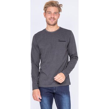 Vêtements Homme T-shirts manches longues Ritchie T-shirt manches longues col rond JOUAD Antra