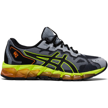 Chaussures Enfant Baskets basses Asics Gel Quantum 360 6 GS gris