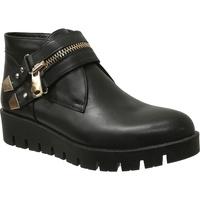 Chaussures Femme Bottines Metamorf'Ose SAGULLI Noir
