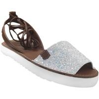 Chaussures Femme Sandales et Nu-pieds Popa Polace Multicouleur