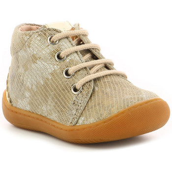 Chaussures Fille Boots Aster Pastile BEIGE