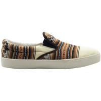 Chaussures Homme Slip ons Wayna arebuhcre Marron
