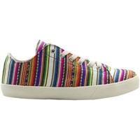 Chaussures Femme Baskets basses Wayna ws-calhuawhi Multicolore