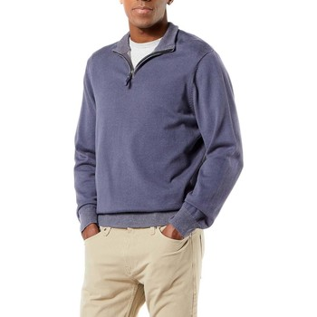 Vêtements Homme Sweats Dockers ALPHA PLAITED 1/4 ZIP gris
