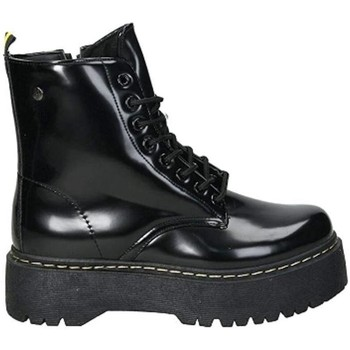 Chaussures Femme Boots Isteria  Negro