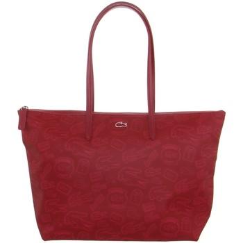 Sacs Femme Sacs porté épaule Lacoste Sac porté épaule  ref_50866 F73 Rouge 35*30*14 Rouge