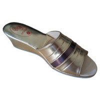 Chaussures Femme Mules Original Milly PANTOUFLE DE CHAMBRE MILLY - 1706 OR Doré