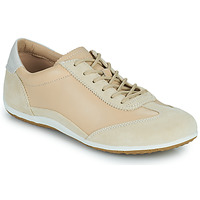 Chaussures Femme Baskets basses Geox VEGA Beige
