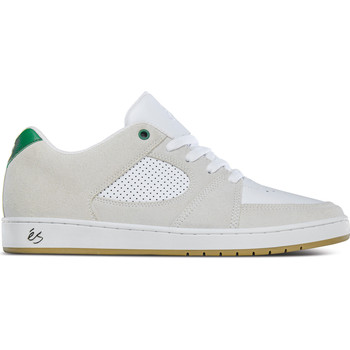 Chaussures Chaussures de Skate Es ACCEL SLIM WHITE GREEN