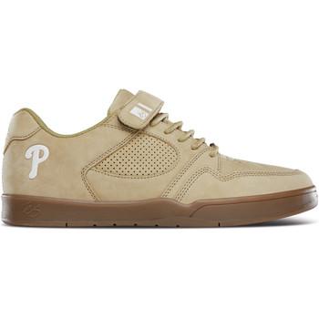 Chaussures Chaussures de Skate Es ACCEL SLIM PLUS TAN GUM