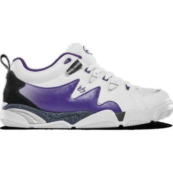 Chaussures Chaussures de Skate Es SYMBOL WHITE BLACK PRINT