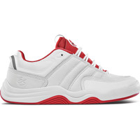 Chaussures Chaussures de Skate Es EVANT WHITE RED