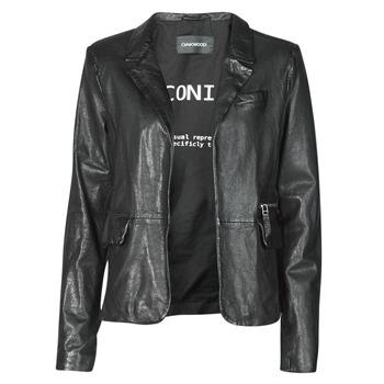 Vêtements Femme Vestes / Blazers Oakwood RESET Noir