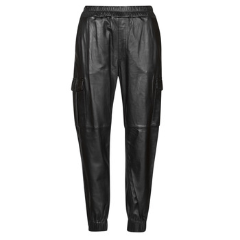 Vêtements Femme Pantalons 5 poches Oakwood CARGO Noir