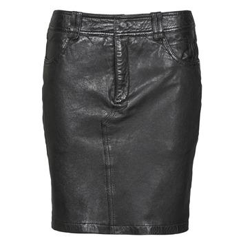 Vêtements Femme Jupes Oakwood CROSS Noir