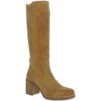 Chaussures Femme Bottes ville MTNG 93122 marron